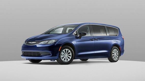 Минивэн Voyager возвращается как бюджетный Chrysler Pacifica