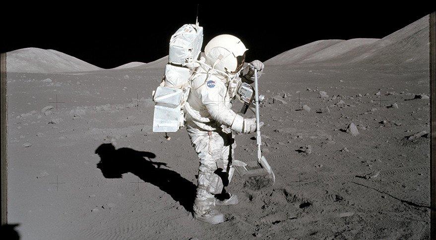 Оригинальные видеозаписи высадки «Аполлона-11» на Луну были проданы почти за 2 млн$