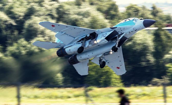 МиГ-35: Схватка с F-21 за господство в небе Индии все ближе