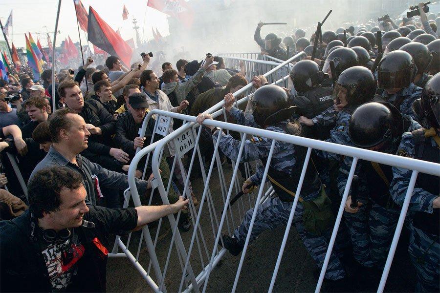 Власть оставляет народу единственный путь для смены режима
