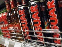 В России задумали отменить запрет на алкогольные энергетики