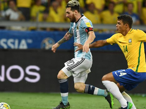 Бразилия - Аргентина. Прогноз