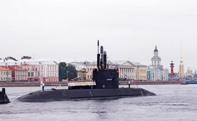 Подлодка «Лада»: Подводный истребитель бюджетных миллиардов