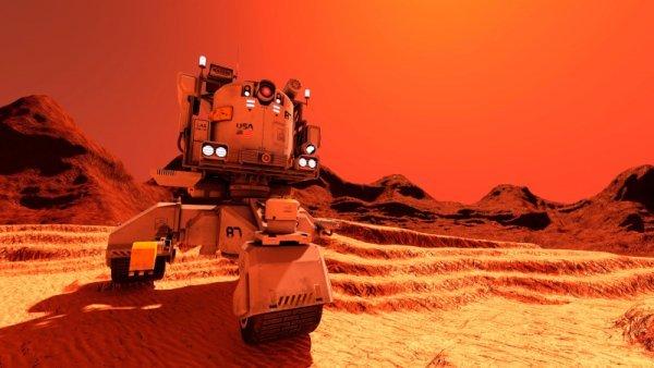Китай завершил строительство марсохода, сообщают СМИ