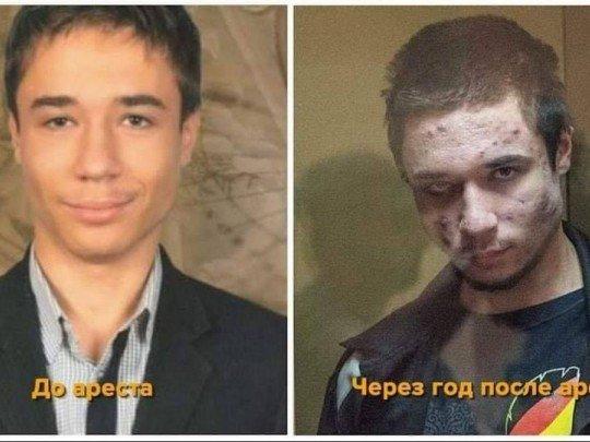 Адвокат осужденного в России украинца Павла Гриба сообщила об ухудшении его состояния