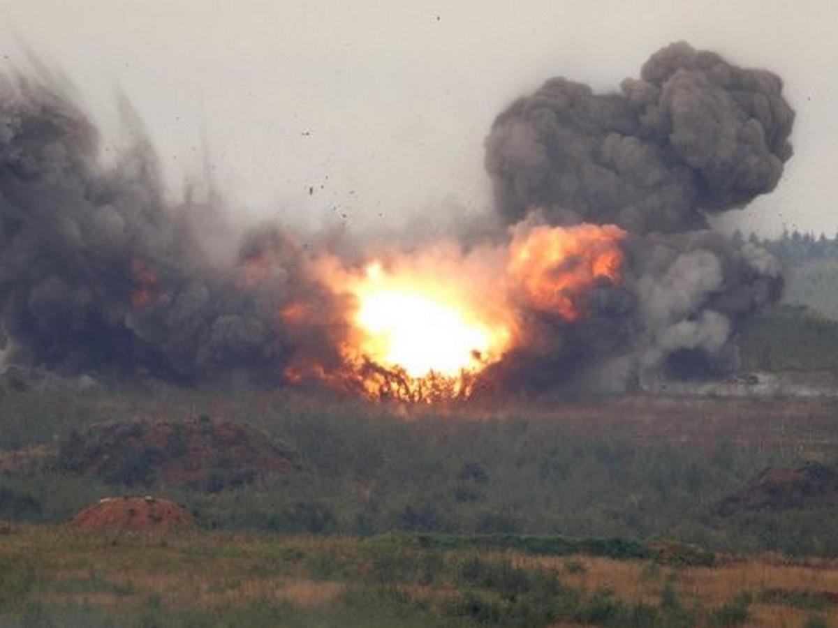 Украинские военные случайно уничтожили свои позиции в Донбассе