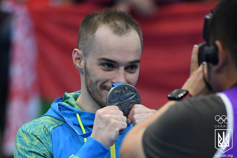 Верняев отчитал журналистку, которая осталась недовольна его серебром Европейских игр