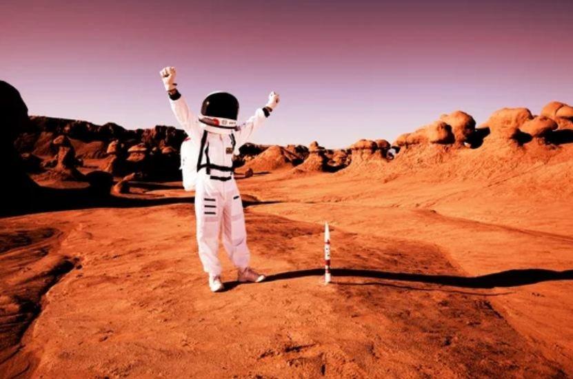 Новый способ колонизации Марса