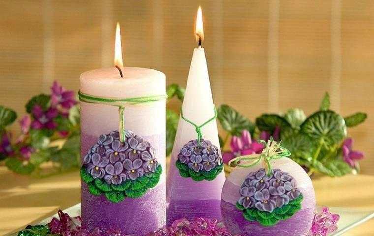 Почему, согласно приметам, нельзя дарить свечи