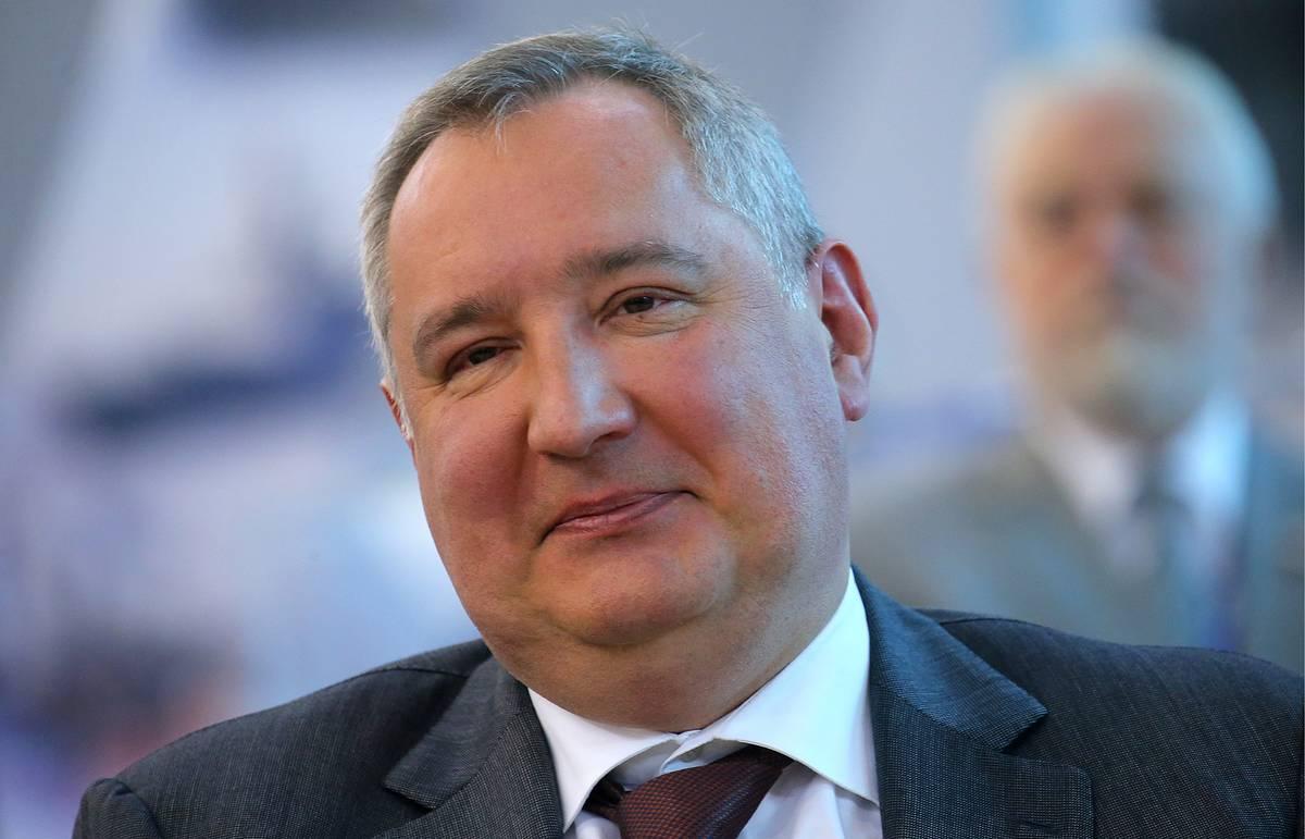 Цифровая победа Рогозина