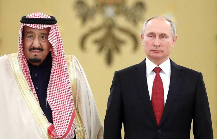 Россия вытесняет саудитов с азиатских рынков