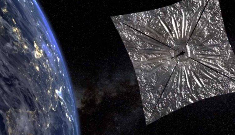 Микроспутник LightSail 2 поднял апогей орбиты при помощи солнечного паруса