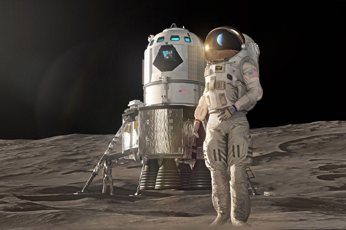 NASA поможет Spacex и Blue Origin разработать технологии для будущих миссий