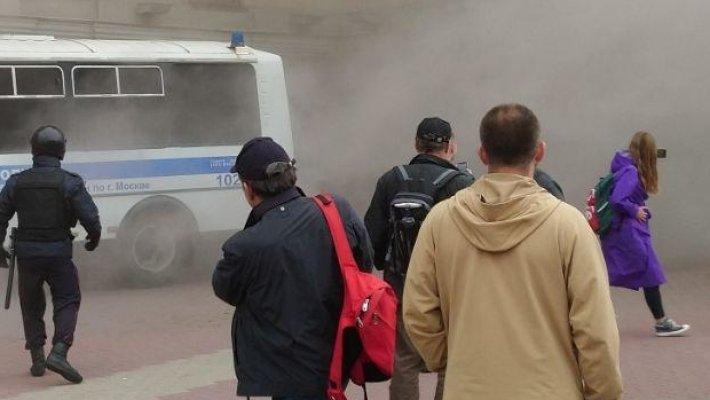 В Совфеде планируют дополнить закон о митингах