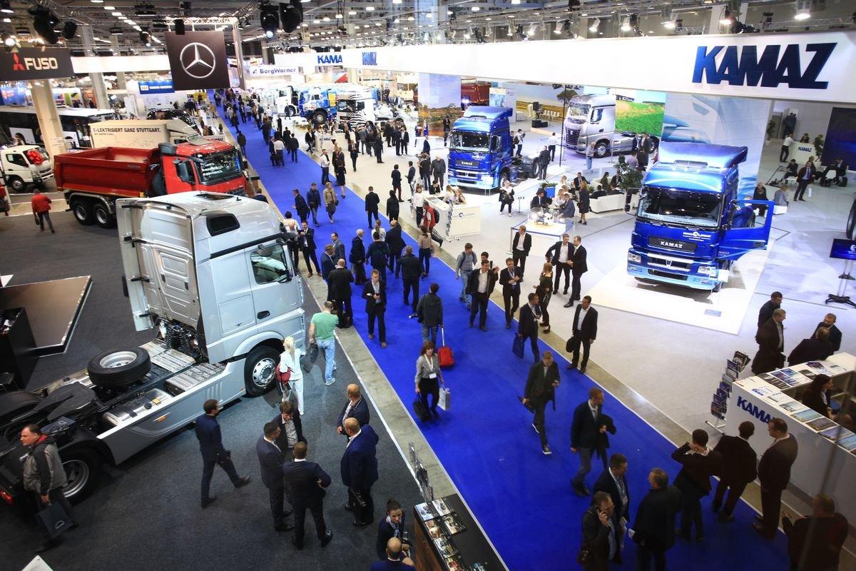 В Москве проходит выставка коммерческой техники