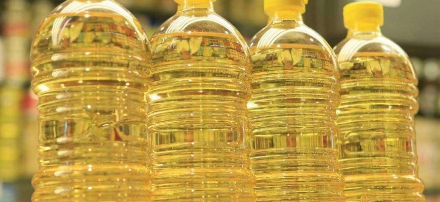 Экспорт рапсового масла в Германии упал на 15%