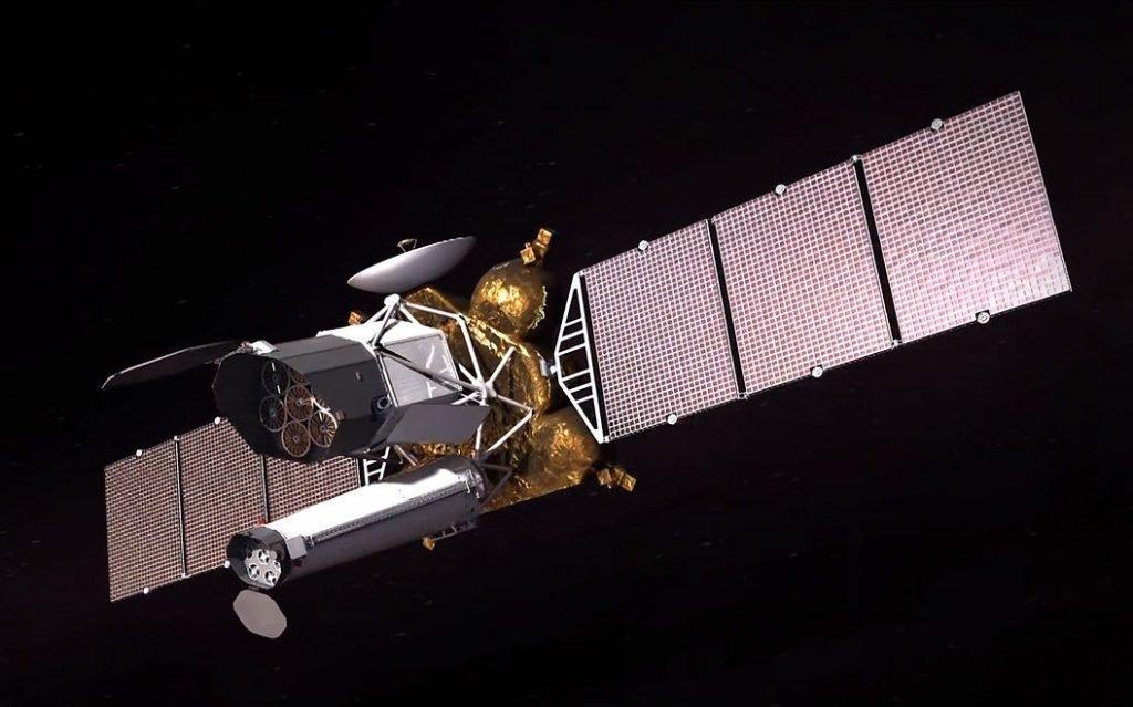 Обсерватория «Спектр-РГ» завершила этап перелёта в окрестность точки L2