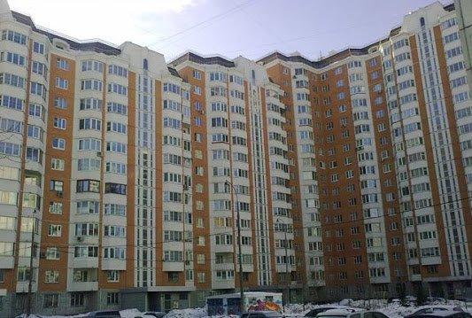 Про квартиру в Москве