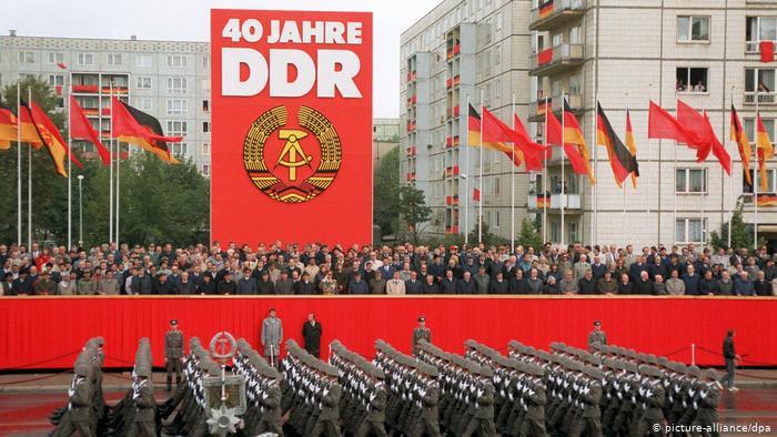 Как и зачем была создана ГДР