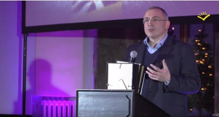 Фейкометчик Коротков получил премию Ходорковского