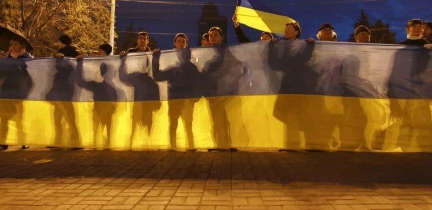 На Украине хотят вывезти из Донбасса проукраински настроенных граждан, которых там нет