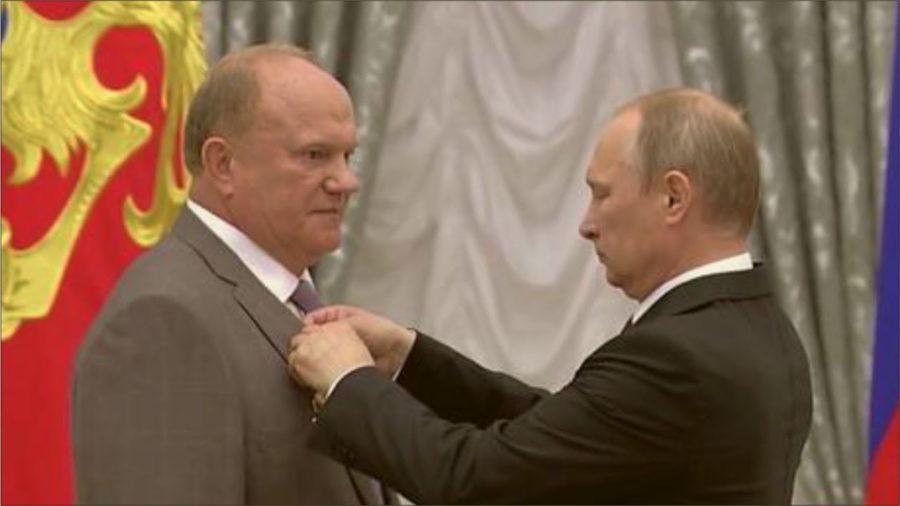 Зюганов растерял почти всю свою партию, зато снискал любовь Кремля