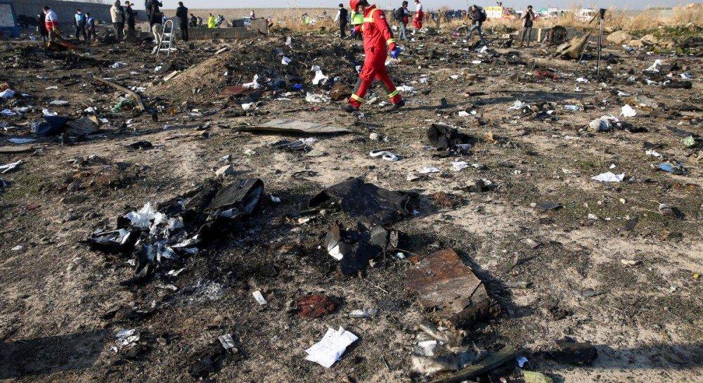 Украинское следствие ужаснулось, прибыв в Иран на место падения «Боинга»