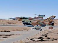 ВВС Израиля и Франции провели совместные учения над Средиземным морем