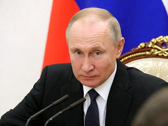 Владимир Путин: из счастливчика в неудачники