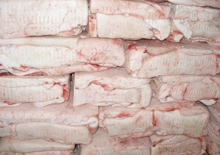 Украина стала главным покупателем российской свинины