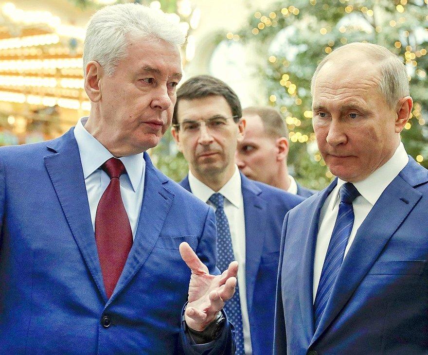 Собянин объявил о поддержке Путиным «почти всех» мер по коронавирусу thumbnail