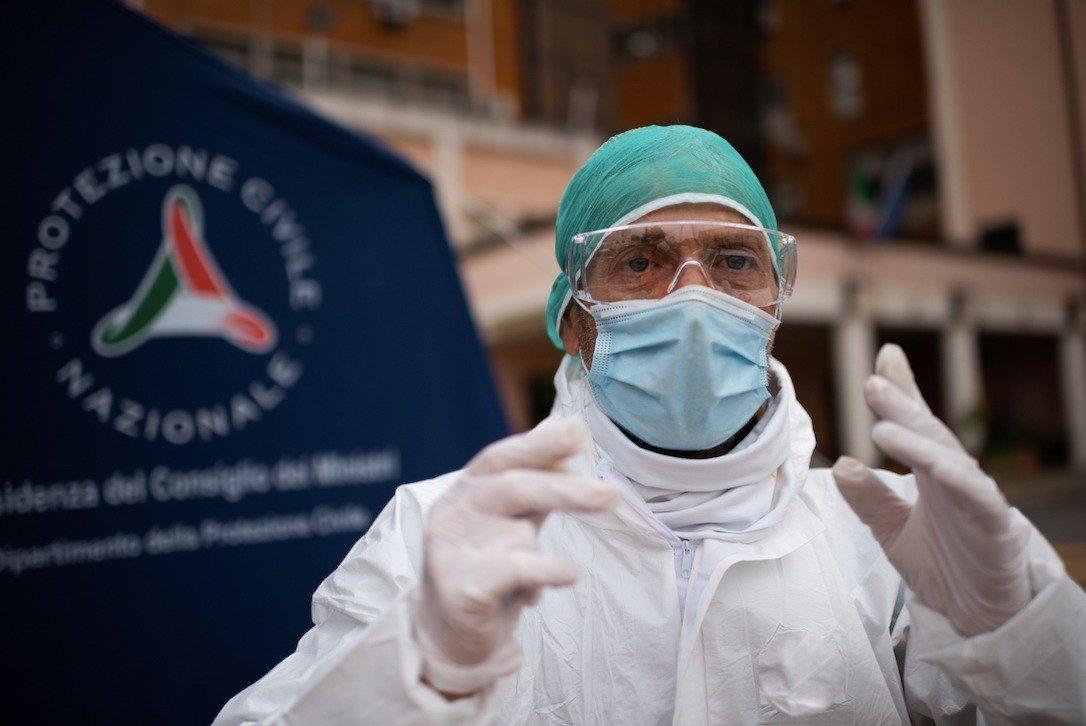 В России зарегистрировали первый импортный экспресс-тест на коронавирус