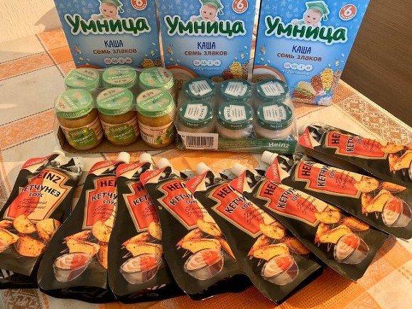 Петербуржцев возмутили продуктовые наборы от Смольного thumbnail