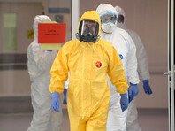 Для борьбы с эпидемией уже не хватает медиков и средств защиты