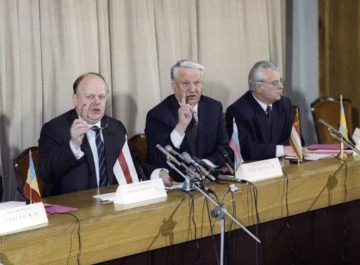 Запоздалые оправдания инициаторов развала СССР