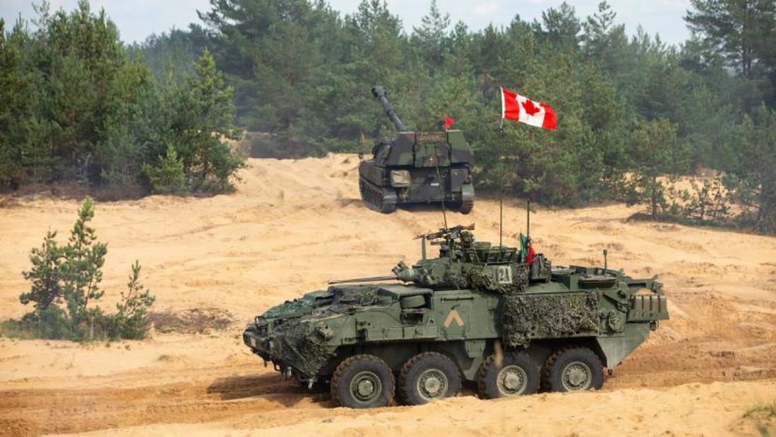 Ротации НАТО в Европе – главный источник угроз thumbnail