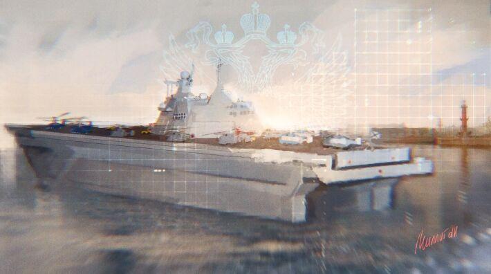Ответ «Мистралям»: новые вертолетоносцы РФ возьмут Черное море под контроль