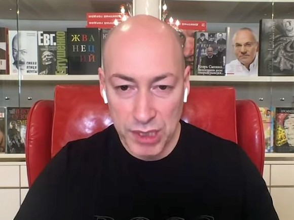 Гордон ответил Соловьеву, назвавшему украинского журналиста «нацистской мразью»