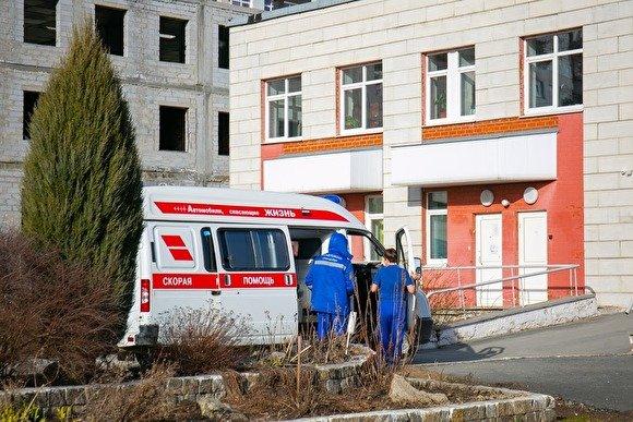 В Москве 2 тыс. медиков заразились коронавирусом