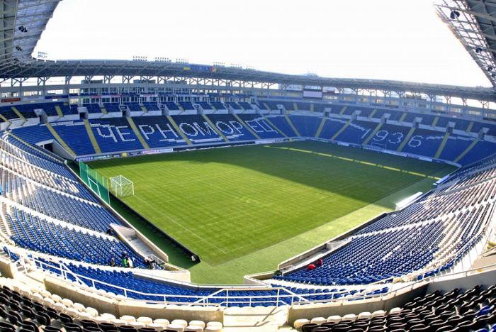Стадион «Черноморец» продали американцам за 7 млн долларов