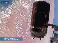 Японский грузовой корабль пристыковался к МКС