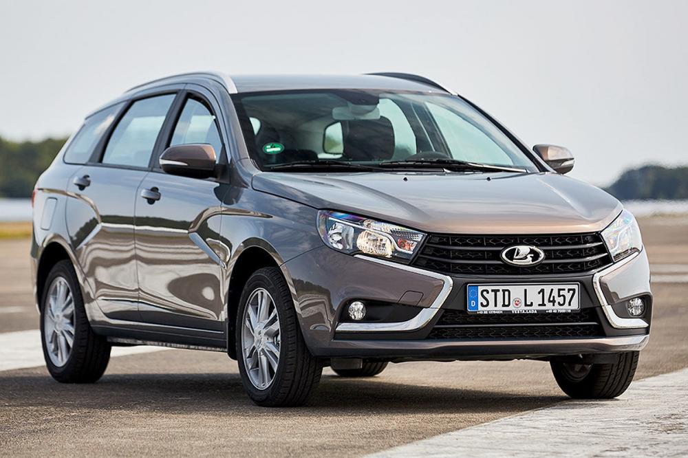 В Германии попросили возобновить продажи Lada в ЕС