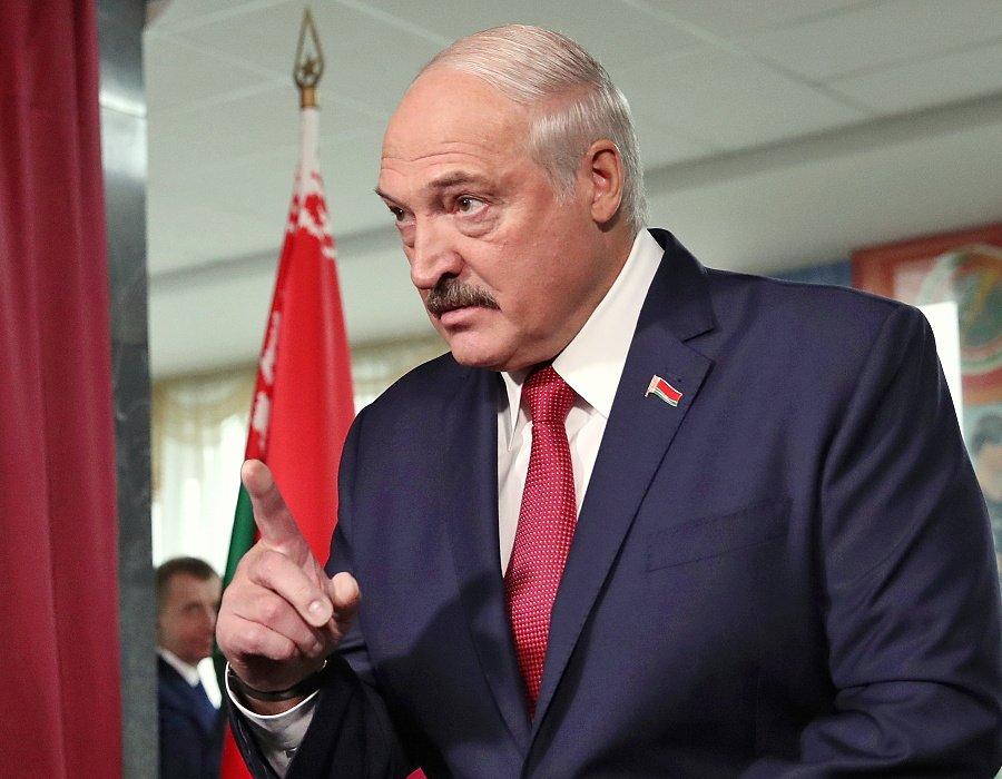 Лукашенко сравнил своего оппонента на выборах с хряком