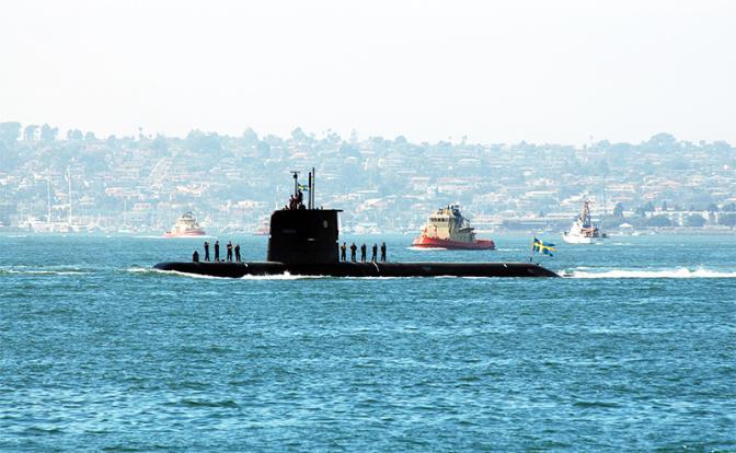 Что нужно знать о самой опасной субмарине НАТО