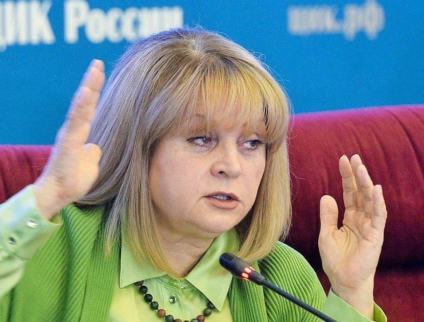 Памфилова посоветовала «забыть о нормальных выборах»