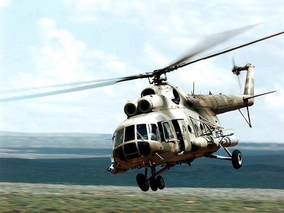СМИ: В Ливии рухнул и взорвался вертолет с бойцами ЧВК из России
