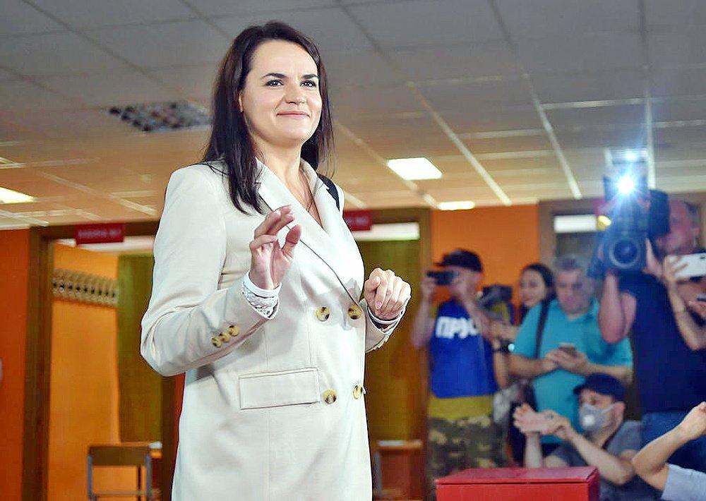 Тихановская пообещала Лукашенко гарантии безопасности в случае мирного ухода