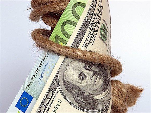 Наступает валютный голод?