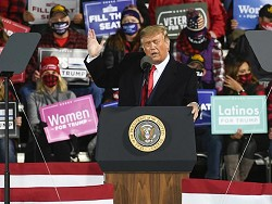 Трамп намерен провести митинги для оспаривания результатов выборов