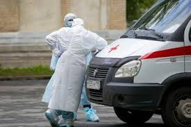 «Ситуация остается напряженной» В Петербурге осталось 9% коек для больных коронавирусом